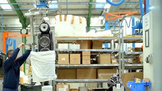 getlinkyoutube.com-Bowers & Wilkins Factory Video: 803 D3