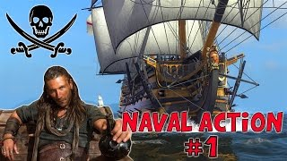 getlinkyoutube.com-Naval Action - Gameplay ITA #1 - Missioni