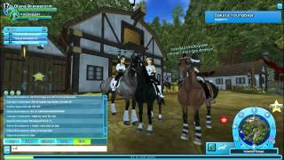 getlinkyoutube.com-Star Stable Buying an american quater horse