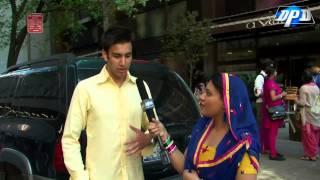 getlinkyoutube.com-Arjun Badal At 26th Sikh Day Parade New York 2013