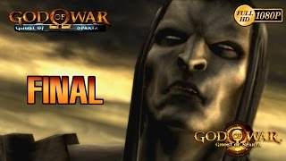 getlinkyoutube.com-God of War Ghost of Sparta HD Final Español Gameplay Deimos & Kratos vs Tanatos 1080p