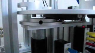 Poltekom rotary drive mechanism