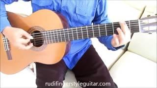 getlinkyoutube.com-Belajar Kunci Gitar Slank Terlalu Manis Intro