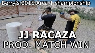 2015 USPSA Area 1 Championship Practical Pistol Shooting Sports Competition JJ Racaza Mark Brown