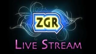 ZGR Live Stream - League of Legends - 10-24-2012