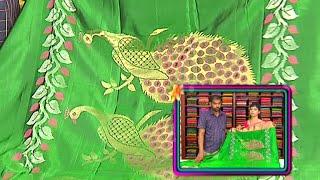 getlinkyoutube.com-Latest Collection of Bridal Wear Designer Sarees   Sogasu Chuda Tarama   Vanitha TV