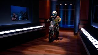 X Games Athlete Bryce Hudson Pitches on Shark Tank