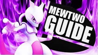 getlinkyoutube.com-Mewtwo Strategy Guide - Super Smash Bros. Wii U/3DS (Moveset, Combos & Tech)