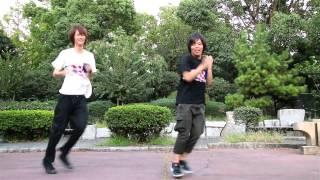 getlinkyoutube.com-【二番煎じ】きょうもハレバレを踊ってみた【ぜあらる。】