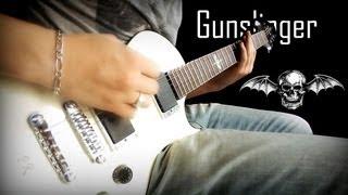 getlinkyoutube.com-Avenged Sevenfold - Gunslinger (Guitar Cover)