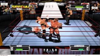 getlinkyoutube.com-WWE 2k15  No Mercy Mod|| Royal Rumble Match