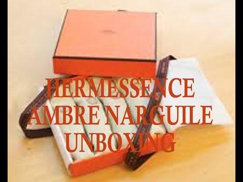 Hermessence Ambre Narguilé Hermes unboxing. Price per ml comparison.