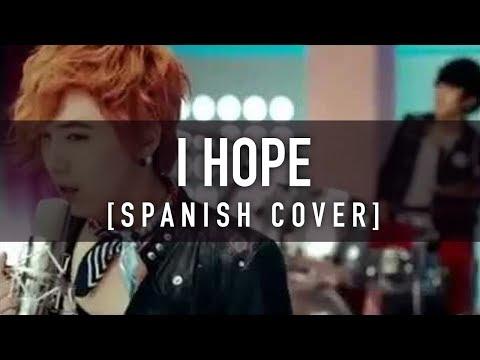 I Hope En Español de F T Island Letra y Video
