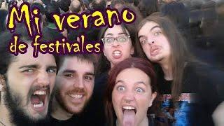 getlinkyoutube.com-Vuelvo a YouTube + Mi verano de festivales