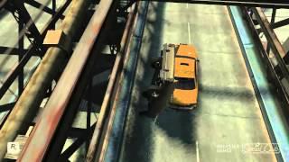 getlinkyoutube.com-GTA IV: Crash Montage 2 (Realistic Car Damage Mod)