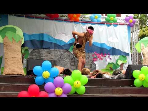 全民健保20週年慶 校園兒童話劇「萬泰傳奇創意競賽」第一名花蓮縣玉里鎮三民國民小學
