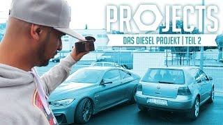 JP Performance - Das Diesel Projekt   Eingangsmessung!   Teil 2