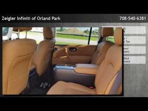 Расположение у Infiniti QX80 датчика абс