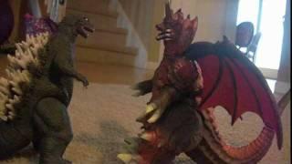 getlinkyoutube.com-Godzilla and friends Ep 1: yo n00b