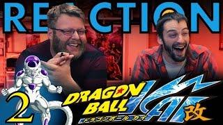 getlinkyoutube.com-TFS DragonBall Z Kai Abridged REACTION!! Episode 2