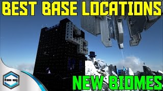 getlinkyoutube.com-Ark Survival Evolved Best Base Locations New Biomes Ep. 32