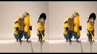 Minions video SBS