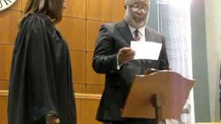 Judge Sheva M Sims Investiture  (Part 1)