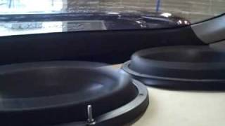 getlinkyoutube.com-SoundStream XXX 15's w/ 7000 Watts - Loudest AeroPort Bass Demo YET! 2 DTR1.3400d SPL Car Audio Amps