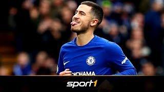 Trotz 190 Millionen: Chelsea will Hazard halten | SPORT1 - TRANSFERMARKT width=