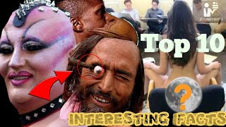 TOP 10 WEIRD PEOPLE || INSPIREDYOU || REUPLOAD