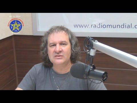 Nilton Schutz - Programa Caminhos da Consciência em 08/11/2014