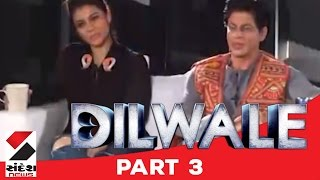 getlinkyoutube.com-Dilwale Movie Stars Shahrukh Khan and Kajol || Exclusive Interview || The Success Story | Part 3