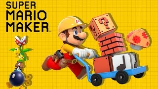 getlinkyoutube.com-#3 Zagrajmy w Super Mario Maker - Levele stworzone przez widza