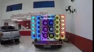 getlinkyoutube.com-Testando o Paredão de 06 Graves da Equipe System Som Car