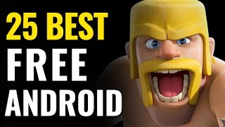 Top 25 Best Free Android Games width=