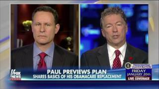 getlinkyoutube.com-Donald Trump and Rand Paul Agree on Repealing and Replacing Obamacare