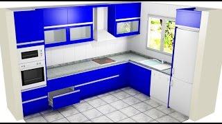 getlinkyoutube.com-como montar una cocina