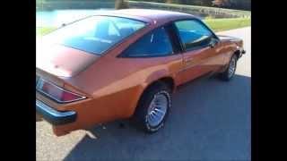 1977 Monza Spyder V8 Review Video