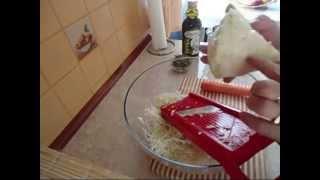 getlinkyoutube.com-Przepyszna surówka z białej kapusty w kilka minut