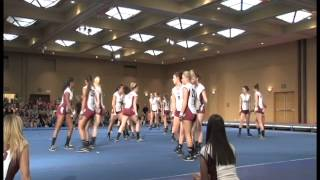 getlinkyoutube.com-Azusa Pacific Demo of Team Acro & Tumbling
