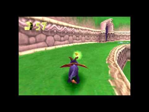 Spyro the dragon 2# -Pedalskie