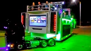 getlinkyoutube.com-MINI TRIO Elétrico DEMOLIDOR 2° PARTE - Mini Truck - Feito de Madeira