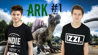 getlinkyoutube.com-Ark - Best of || Izzi & Dner (Fortschritte & Rückschläge) #1