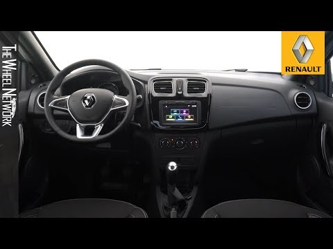 2020 Renault Sandero MT Interior (Brazil)