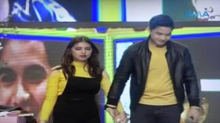 getlinkyoutube.com-Alden Richards SURPRISE BIRTHDAY GIFTS FOR MAINE MENDOZA - March 5, 2016