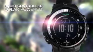 getlinkyoutube.com-CASIO PROTREK PRW-3000 product video