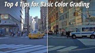 getlinkyoutube.com-Top 4 Tips for Basic Color Grading