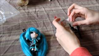 getlinkyoutube.com-Ouverture de ma Little Pullip Miku + Obistu ♥