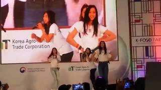 getlinkyoutube.com-27/08/2016 APRIL - Dream Candy LIVE @ 1Utama, Malaysia