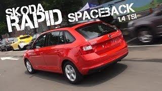 getlinkyoutube.com-2014 Skoda Rapid Spaceback 1.4 TSI 試駕